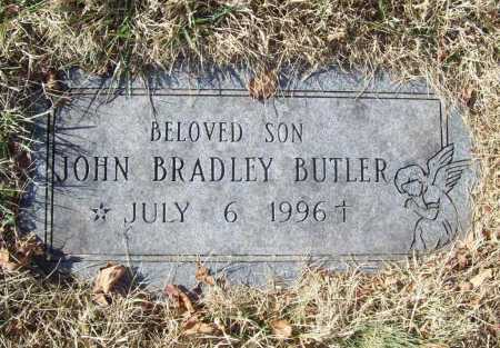 BUTLER, JOHN BRADLEY - Benton County, Arkansas   JOHN BRADLEY BUTLER - Arkansas Gravestone Photos