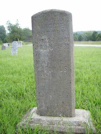 BUTTRY, MAGGIE - Benton County, Arkansas   MAGGIE BUTTRY - Arkansas Gravestone Photos