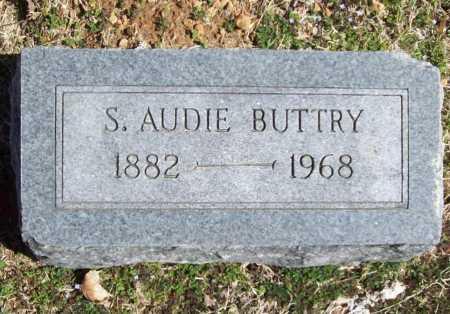 BUTTRY, S. AUDIE - Benton County, Arkansas | S. AUDIE BUTTRY - Arkansas Gravestone Photos