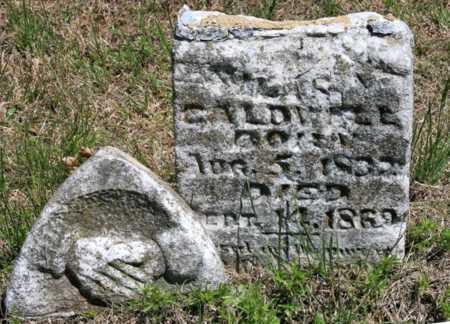 CALDWELL, SILAS W. - Benton County, Arkansas   SILAS W. CALDWELL - Arkansas Gravestone Photos