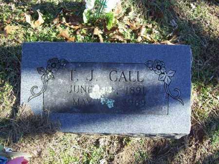 CALL, T. J. - Benton County, Arkansas | T. J. CALL - Arkansas Gravestone Photos