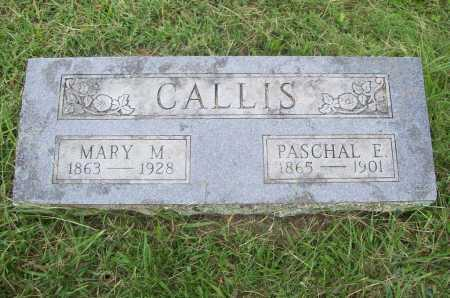 CALLIS, MARY M. - Benton County, Arkansas | MARY M. CALLIS - Arkansas Gravestone Photos