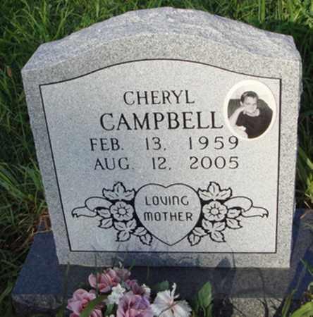 WARD CAMPBELL, CHERYL - Benton County, Arkansas | CHERYL WARD CAMPBELL - Arkansas Gravestone Photos