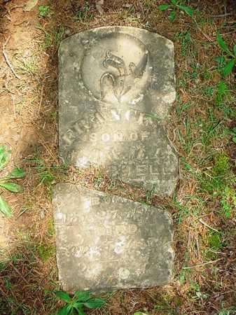 CAMPBELL, FRANCES - Benton County, Arkansas | FRANCES CAMPBELL - Arkansas Gravestone Photos