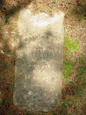 CAMPBELL, MALVINA E. - Benton County, Arkansas | MALVINA E. CAMPBELL - Arkansas Gravestone Photos