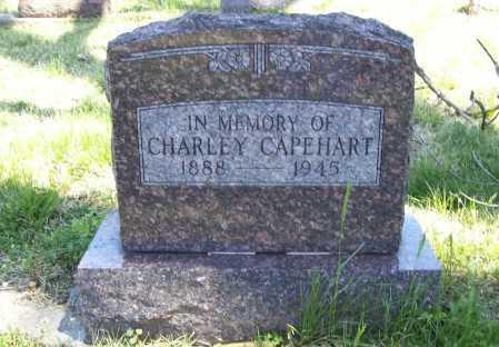 CAPEHART, CHARLEY - Benton County, Arkansas   CHARLEY CAPEHART - Arkansas Gravestone Photos