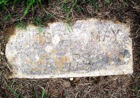 CAPPS, AUDDA OR MAUDDY MAY - Benton County, Arkansas   AUDDA OR MAUDDY MAY CAPPS - Arkansas Gravestone Photos