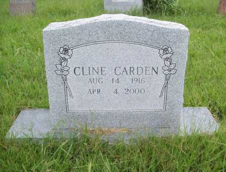 CARDEN, CLINE - Benton County, Arkansas | CLINE CARDEN - Arkansas Gravestone Photos