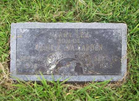 CARDEN, JERRY LEE - Benton County, Arkansas   JERRY LEE CARDEN - Arkansas Gravestone Photos