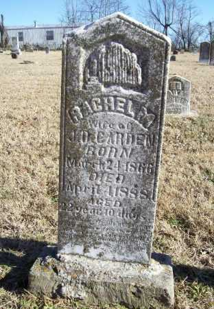 CARDEN, RACHEL M. - Benton County, Arkansas | RACHEL M. CARDEN - Arkansas Gravestone Photos