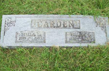 CARDEN, STELLA L. - Benton County, Arkansas | STELLA L. CARDEN - Arkansas Gravestone Photos