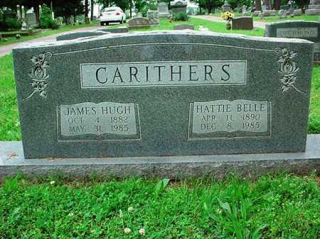 CARITHERS, HATTIE BELLE - Benton County, Arkansas | HATTIE BELLE CARITHERS - Arkansas Gravestone Photos