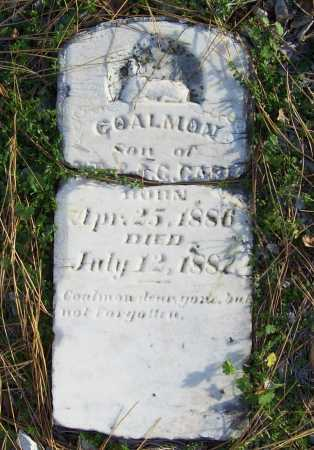 CARL, COALMON - Benton County, Arkansas | COALMON CARL - Arkansas Gravestone Photos