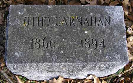 CARNAHAN, OTHO - Benton County, Arkansas | OTHO CARNAHAN - Arkansas Gravestone Photos