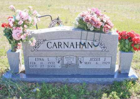 CARNAHAN, EDNA L. - Benton County, Arkansas   EDNA L. CARNAHAN - Arkansas Gravestone Photos