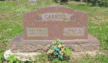 CARROLL, JAMES A - Benton County, Arkansas | JAMES A CARROLL - Arkansas Gravestone Photos