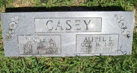 CASEY, ALFRED L. - Benton County, Arkansas | ALFRED L. CASEY - Arkansas Gravestone Photos