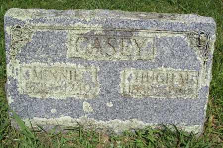 CASEY, MINNIE - Benton County, Arkansas | MINNIE CASEY - Arkansas Gravestone Photos