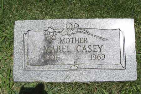 CASEY, MABEL - Benton County, Arkansas   MABEL CASEY - Arkansas Gravestone Photos