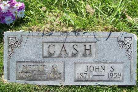 CASH, JOHN S. - Benton County, Arkansas | JOHN S. CASH - Arkansas Gravestone Photos