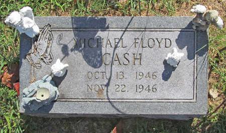 CASH, MICHAEL FLOYD - Benton County, Arkansas | MICHAEL FLOYD CASH - Arkansas Gravestone Photos