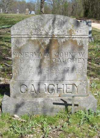 CAUGHEY, MINERVA R. - Benton County, Arkansas   MINERVA R. CAUGHEY - Arkansas Gravestone Photos