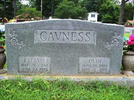 HENSLEY CAVNESS, EVELYN - Benton County, Arkansas | EVELYN HENSLEY CAVNESS - Arkansas Gravestone Photos