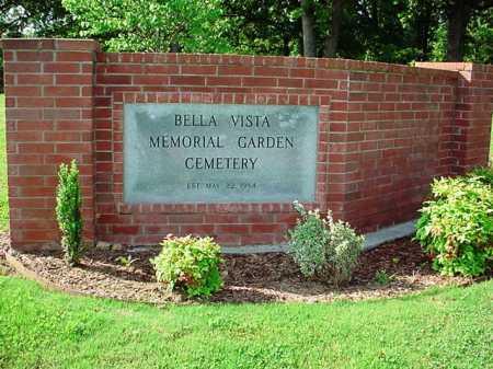 *BELLA VISTA MEMORIAL GARDEN,  - Benton County, Arkansas    *BELLA VISTA MEMORIAL GARDEN - Arkansas Gravestone Photos