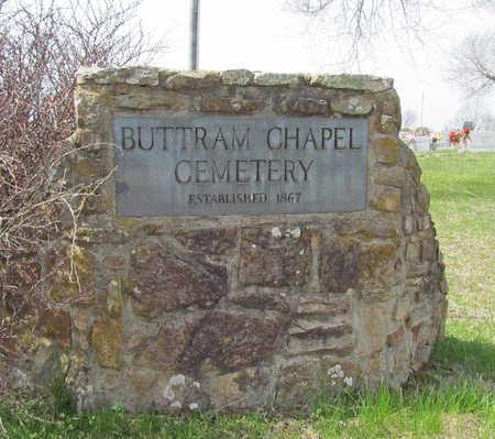 *BUTTRAM CHAPEL CEMETERY,  - Benton County, Arkansas |  *BUTTRAM CHAPEL CEMETERY - Arkansas Gravestone Photos