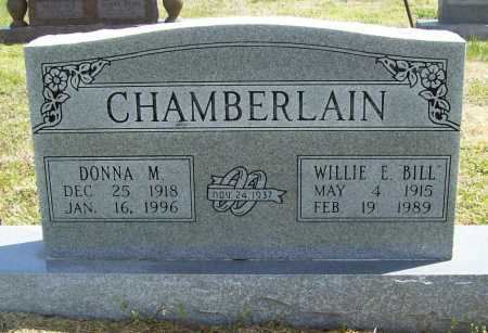 CHAMBERLAIN, DONNA M. - Benton County, Arkansas | DONNA M. CHAMBERLAIN - Arkansas Gravestone Photos