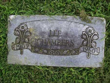 CHAMBERS, LEE - Benton County, Arkansas | LEE CHAMBERS - Arkansas Gravestone Photos