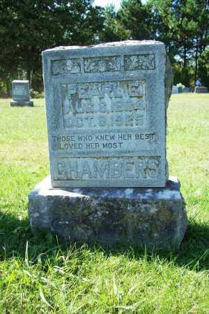 CHAMBERS, PEARL E. - Benton County, Arkansas | PEARL E. CHAMBERS - Arkansas Gravestone Photos