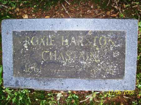 CHASTAIN, ROXIE - Benton County, Arkansas   ROXIE CHASTAIN - Arkansas Gravestone Photos