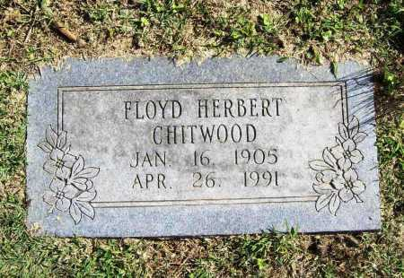 CHITWOOD, FLOYD HERBERT - Benton County, Arkansas | FLOYD HERBERT CHITWOOD - Arkansas Gravestone Photos