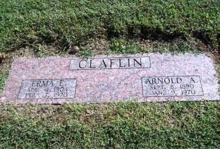 CLAFLIN, ERMA E. - Benton County, Arkansas | ERMA E. CLAFLIN - Arkansas Gravestone Photos