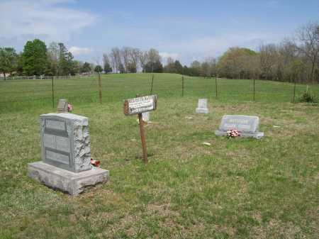 *CLANTONVILLE CEMETERY OVERVI,  - Benton County, Arkansas |  *CLANTONVILLE CEMETERY OVERVI - Arkansas Gravestone Photos