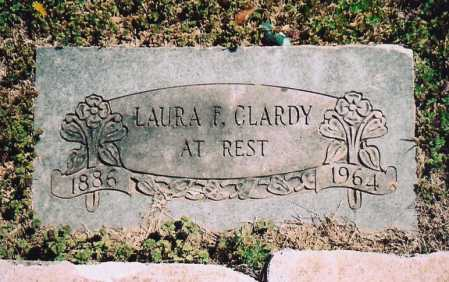 CLARDY, LAURA FRANCES - Benton County, Arkansas | LAURA FRANCES CLARDY - Arkansas Gravestone Photos