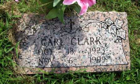 CLARK, CARL - Benton County, Arkansas | CARL CLARK - Arkansas Gravestone Photos