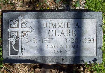 CLARK, JIMMIE A. - Benton County, Arkansas | JIMMIE A. CLARK - Arkansas Gravestone Photos