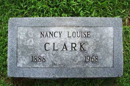 CLARK, NANCY LOUISE - Benton County, Arkansas | NANCY LOUISE CLARK - Arkansas Gravestone Photos