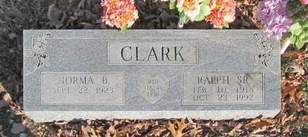 CLARK, RALPH EDWARD SR. - Benton County, Arkansas | RALPH EDWARD SR. CLARK - Arkansas Gravestone Photos