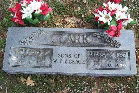 CLARK, MARVIN LEE - Benton County, Arkansas | MARVIN LEE CLARK - Arkansas Gravestone Photos