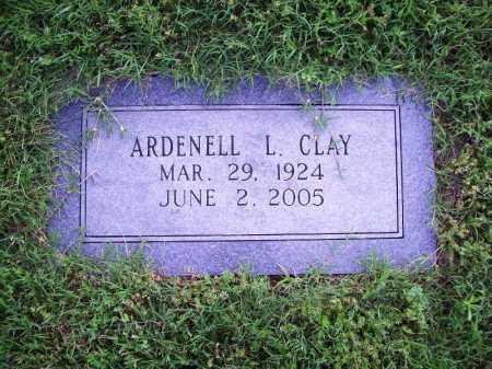 CLAY, ARDENELL L. - Benton County, Arkansas | ARDENELL L. CLAY - Arkansas Gravestone Photos