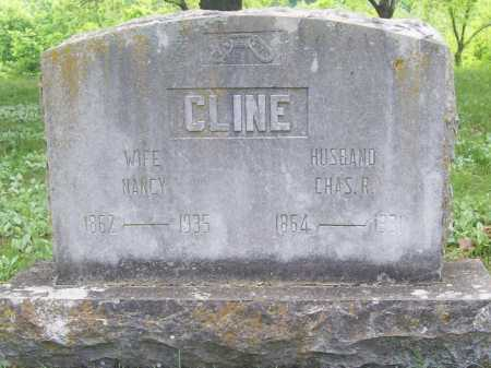 CLINE, CHARLES R. - Benton County, Arkansas | CHARLES R. CLINE - Arkansas Gravestone Photos