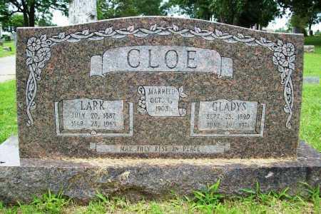 CLOE, GLADYS - Benton County, Arkansas | GLADYS CLOE - Arkansas Gravestone Photos