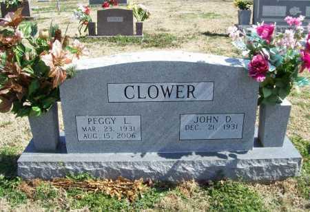 CLOWER, PEGGY L. - Benton County, Arkansas   PEGGY L. CLOWER - Arkansas Gravestone Photos