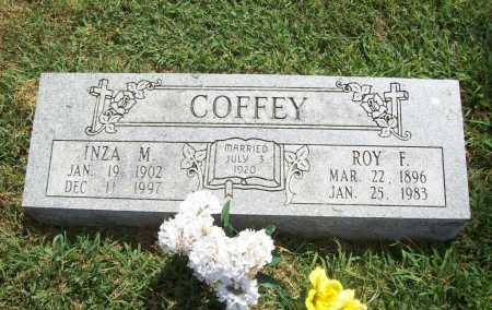 COFFEY, ROY F. - Benton County, Arkansas | ROY F. COFFEY - Arkansas Gravestone Photos