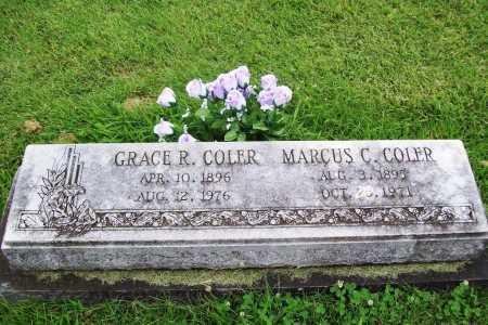 COLER, SALLY GRACE - Benton County, Arkansas | SALLY GRACE COLER - Arkansas Gravestone Photos