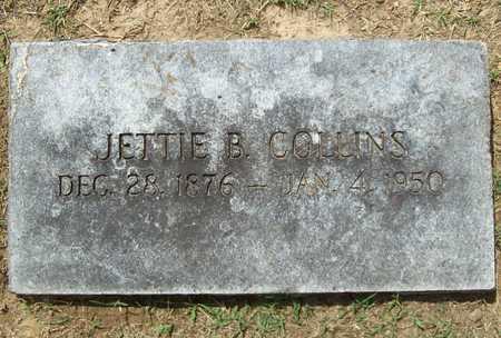 COLLINS, JETTIE B - Benton County, Arkansas   JETTIE B COLLINS - Arkansas Gravestone Photos