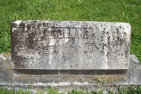 COLLINS, REBECCA J - Benton County, Arkansas | REBECCA J COLLINS - Arkansas Gravestone Photos